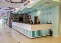 Hotel Kuban Reception